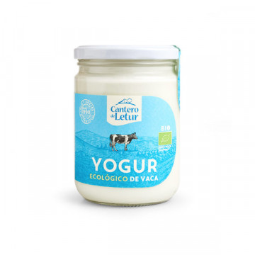 Cow yogurt 420 gr