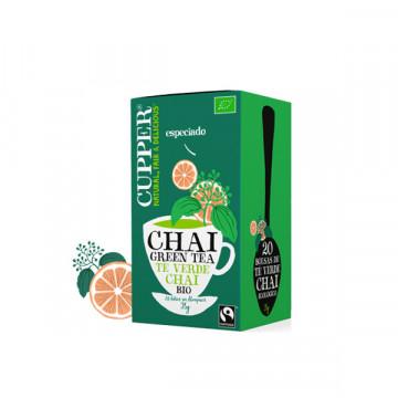 Chai green tea 20 bags