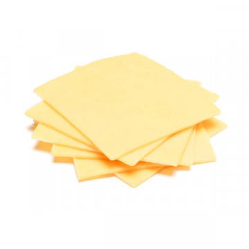 Edamer sliced cheese 500 gr