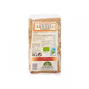 Green lentil 500 GR