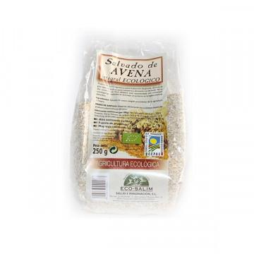 Whole oat bran 250 gr