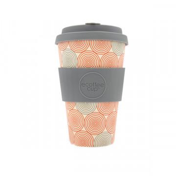 Bamboo swirl cup 400 ml