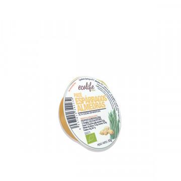 Asparagus almonds spread 50 gr