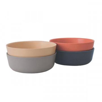 Bamboo 4 bowls set