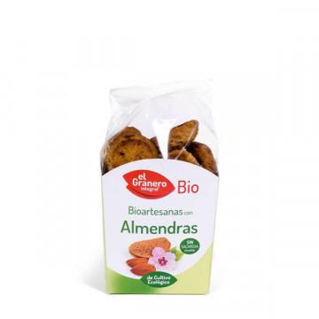 Almond artisans cookies 250 gr
