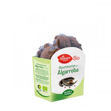 Carob artisans cookies 250 gr