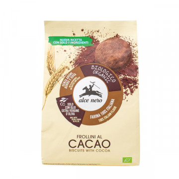 Cacao cookies 250 gr