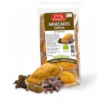 Chocolate chip spelt mini...