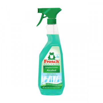 Alcohol glass cleaner 750 ml