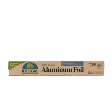Aluminum kitchen foil...