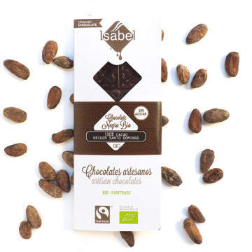 CHOCOLATE 100 % 80 GR
