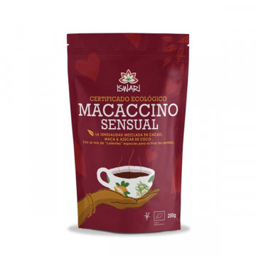 Macaccino Sensual 250 gr