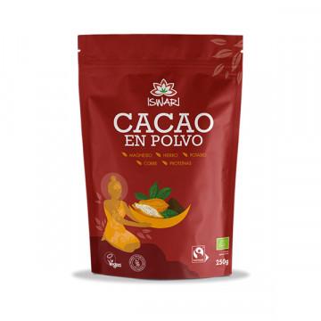 CACAO POLVO CRUDO 250 GR