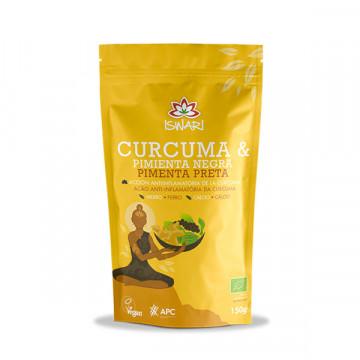 Black pepper turmeric 150 gr