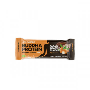 Almond cocoa protein bar 47 gr