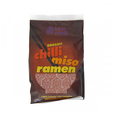 RAMEN ARROZ  MISO CHILI 80 GR