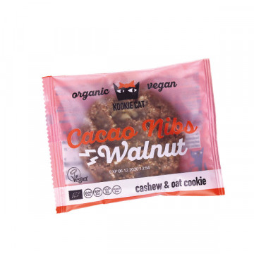Walnut cocoa cookie 50 gr