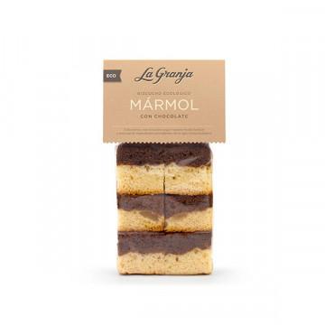 Chocolate marmol cake  300 gr