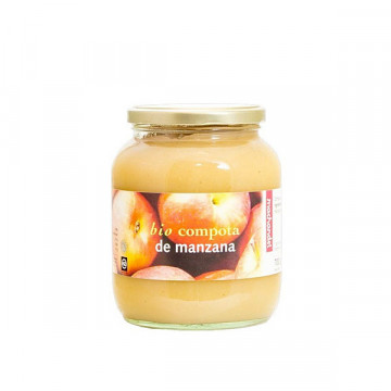 Apple sauce jar 360 GR