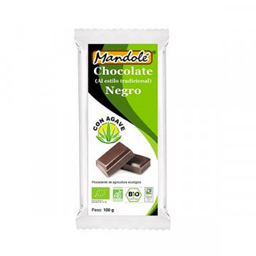 Agave dark chocolate 100 gr