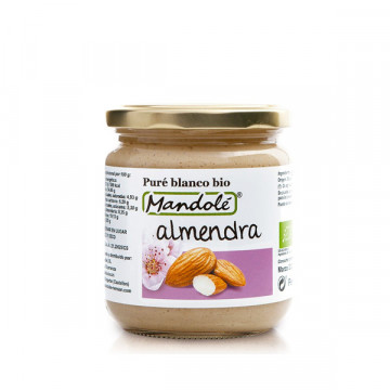 Almond butter jar 325 gr