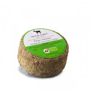 Goat herb cheese