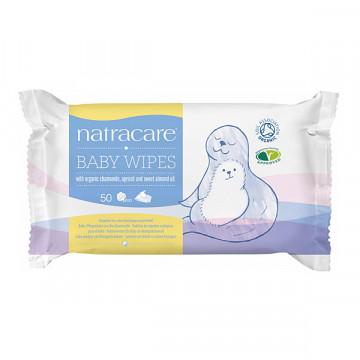 Baby cotton wipes 50 und