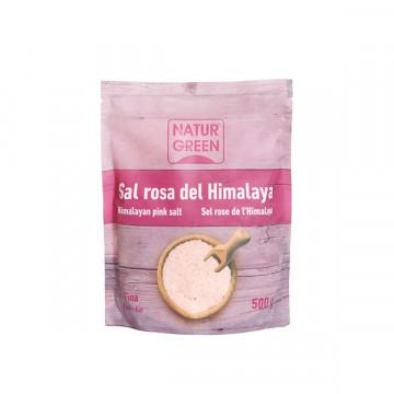 Fine pink Himalayan salt...