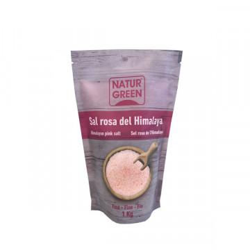 Himalaya rose powder salt 1 kg