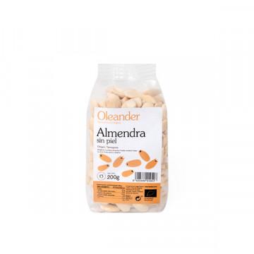 ALMENDRA SIN PIEL 200 GR