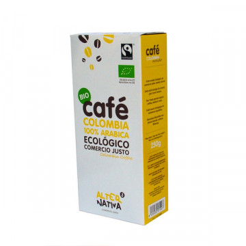 Colombia coffee 250 gr