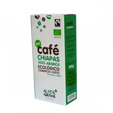 Chiapas coffee 250 gr