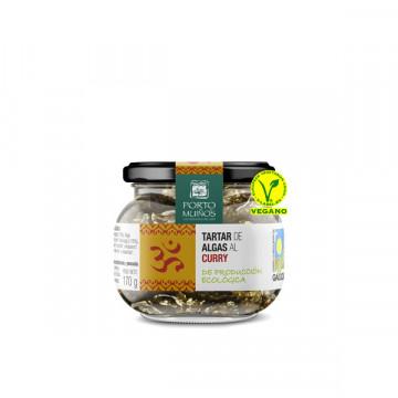 Curry seaweed tartar 170 gr