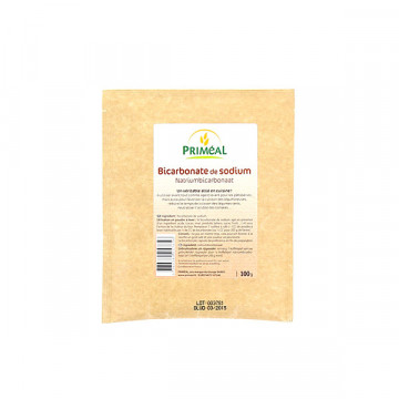 Bicarbonate sodium  100 gr