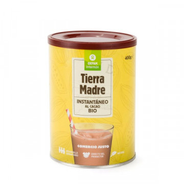 Instant cocoa can 400 gr