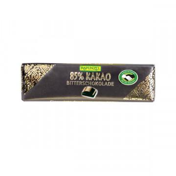 Black chocolate candy bar...
