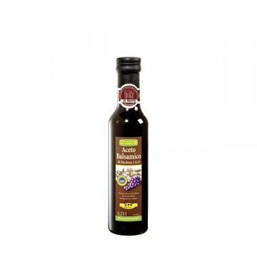 Special balsamic vinegar...