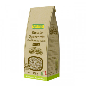 ARROZ RISOTTO INTEGRAL 500 GR