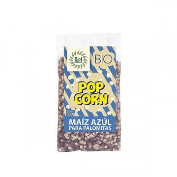 Blue popcorn 500 gr