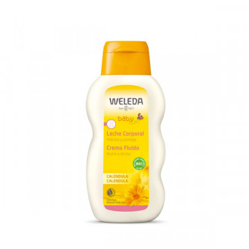 Calendula baby body milk...