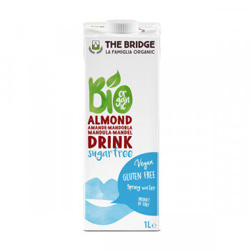 Almond drink unsweetened 1 l