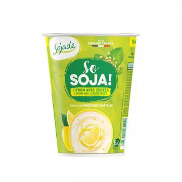 Lemon soy dessert 400 gr