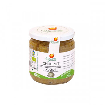 Chucrut cabbage 300 GR