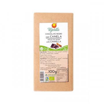 CHOCOLATE NEGRO CANELA 100 GR