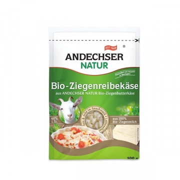 Goat grated cheese 100 gr