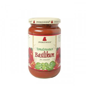 Basil tomato sauce 350 gr