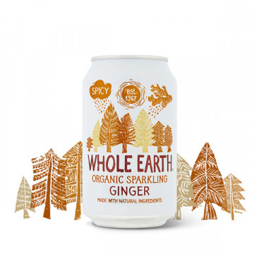 Ginger soft drink  330 ml