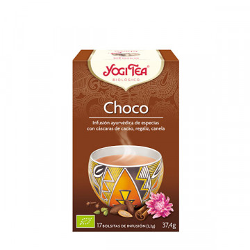 Choco tea 17 bags