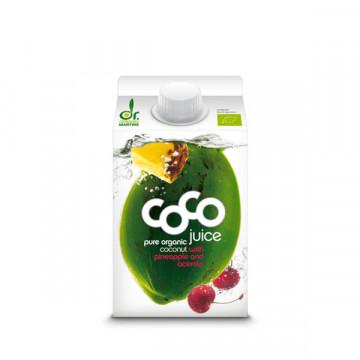 AGUA COCO PIÑA ACEROLA 500 ML