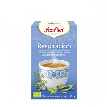 Breath tea 17 bags